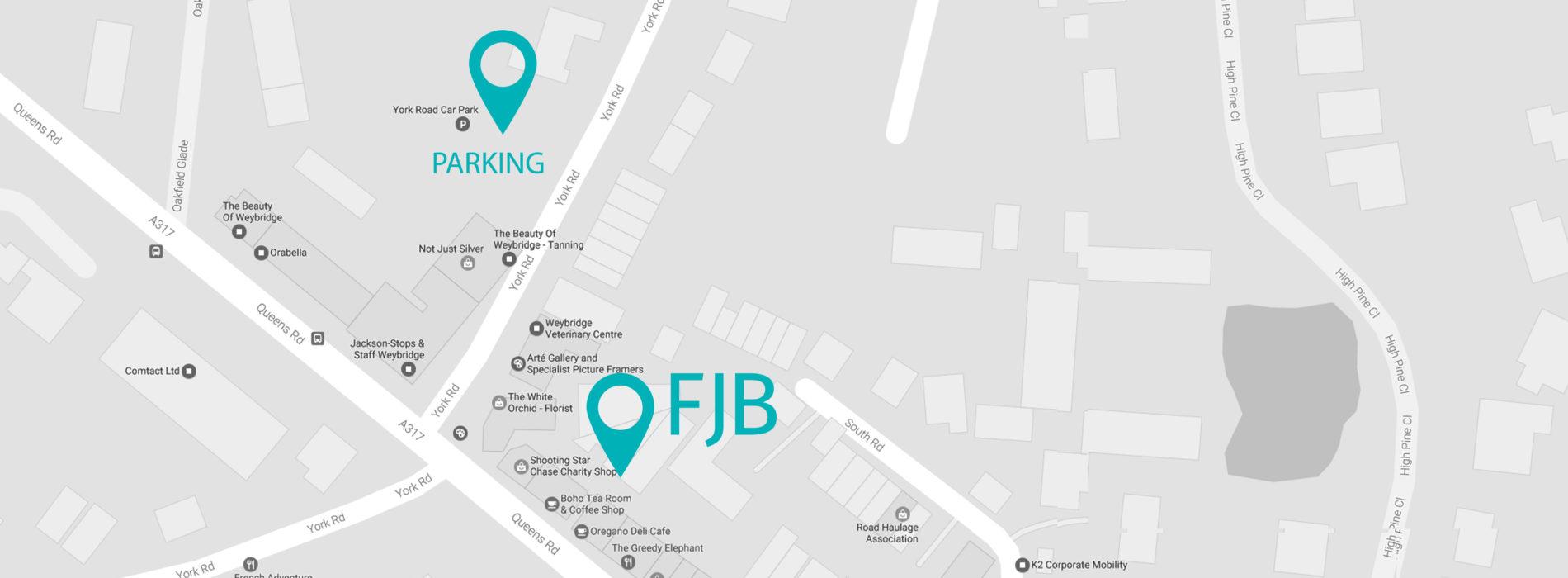 FJB MAP mobile
